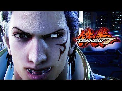Tekken 7: Fated Retribution - Characters Trailer #3 @ 1080p HD ✔