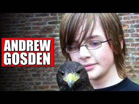 ANDREW GOSDEN o mistério