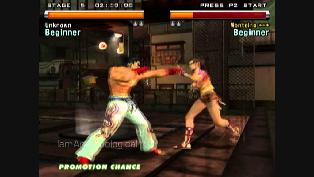 Tekken 5 Arcade Battles with Kazuya Mishima - YouTube
