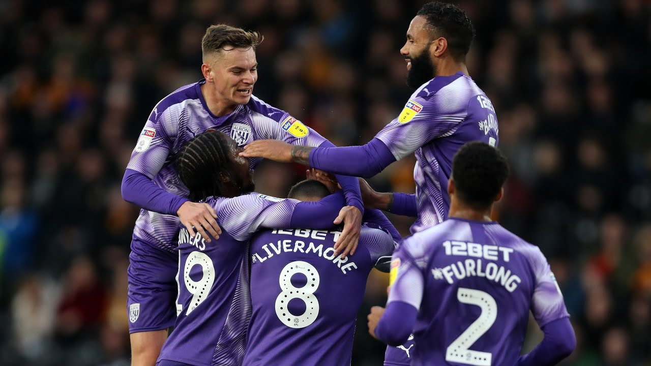 Hull City V West Bromwich Albion Highlights Youtube