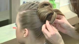 Jak zrobić młodzieżową fryzurę z kokiem