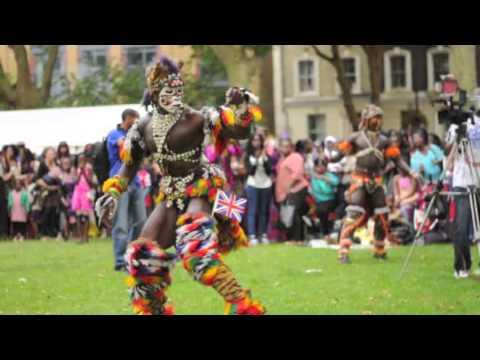 Gambian Cultural Dance