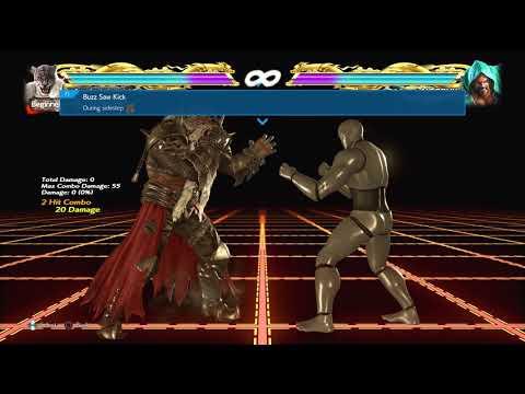 Tekken 7 Armor King All Full Moves List Sample Combos Armor