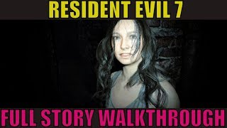 ???? [1080P 60 PS4 PRO] RESIDENT EVIL 7 : BIOHAZARD - CAN WE BEAT THE FULL STORY IN 12 HOURS? ????