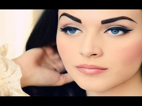 perfect thick eyebrow shapes for round faces youtube