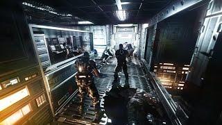 MCS Online Multiplayer Coop Campaign 4-Players Gameplay (Doom 3 Doom3)