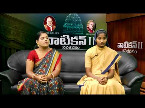 Nava Jeevan VATICAN -II |  Episode - 43, Part - 1 | Divyavani TV