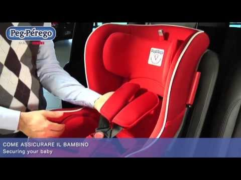 Автокресло Peg Perego Viaggio1 Duo-Fix. Инструкция. Обзор