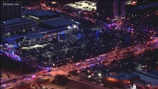 Police officer, hospital staff and gunman killed in a shooting in Chicago