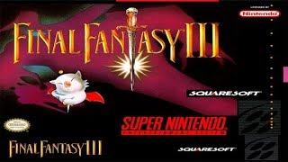 Final Fantasy lll (6) - SNES