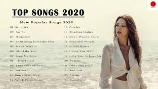 Pop Hits 2020 - Top 40 Popular Songs Playlist 2020 - Best English Songs Collection 2020