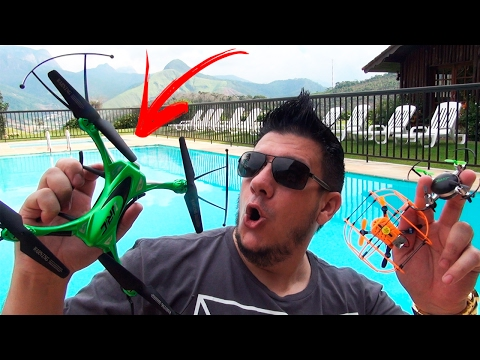 Download Youtube: DRONES vs PISCINA