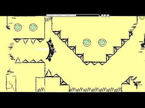 Geometry Dash - Paint Clubstep By NoctaFly