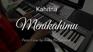 Download Video Menikahimu - Kahitna | Piano Cover by Andre Panggabean MP3 3GP MP4