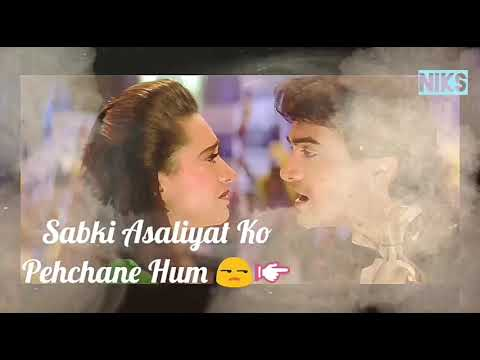 Tere Ishq Me Nachenge - 2   Apno Ki Mehfil Me Begane Hum   Whatsapp Status Video