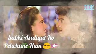 Tere Ishq Me Nachenge - 2 | Apno Ki Mehfil Me Begane Hum | Whatsapp Status Video