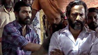 जेल में कैरम टूर्नामेंट खेलने के बहाने डॉन को टपका दिया | चेन्नई सेंट्रल मूवी का एक्शन सीन