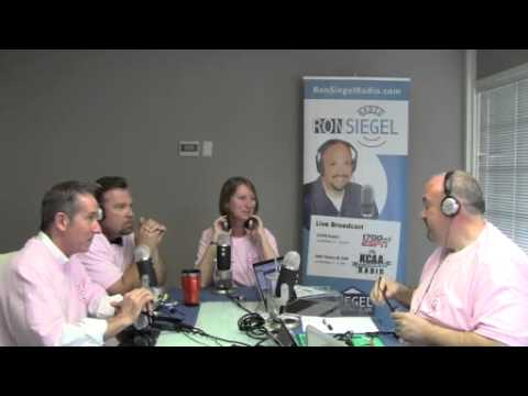 Ron Siegel Radio: Guest Don Gilmartin Kurt Szalonek and Laurel Dial - July 31 2015
