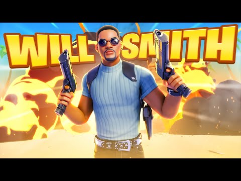 WILL SMITH HAS COME TO FORTNITE!