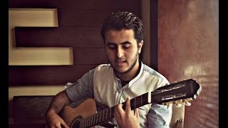Maak Alby - Amr Diab Cover By Hossam Fouad / معاك قلبي - عمرو دياب