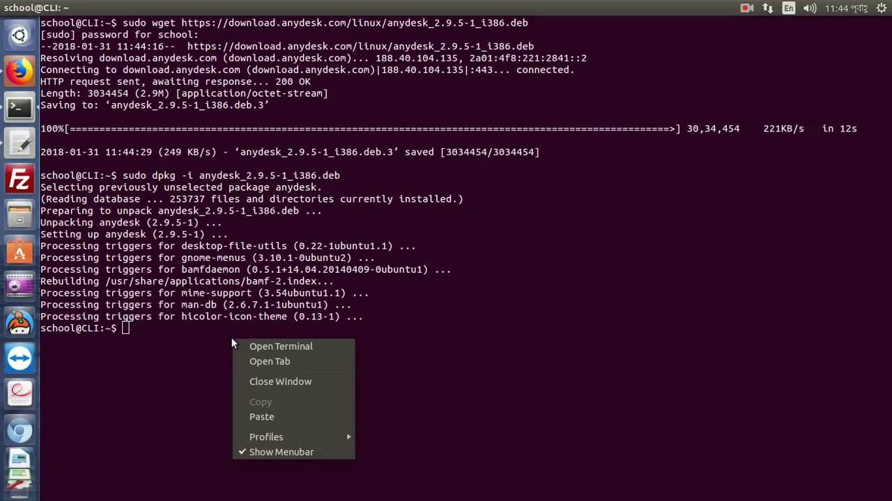 Download AnyDesk For Ubuntu 18 04 & 19 10