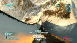 Serenity - SSX Gameplay (PS3)