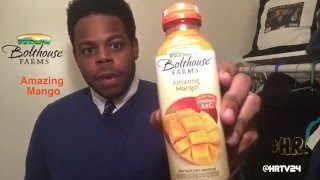 Bolthouse Farms Rocks!!! Amazing Mango and Natural Juice Review