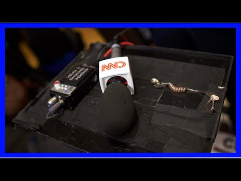 Hot News - CNN expansion error the press activity risks