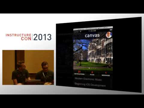 Mobile State of the Union for Higher Ed | InstructureCon 2013