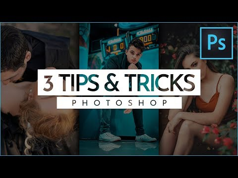 3 AMAZING Photoshop Tips and Tricks (You Need to Know) thumbnail