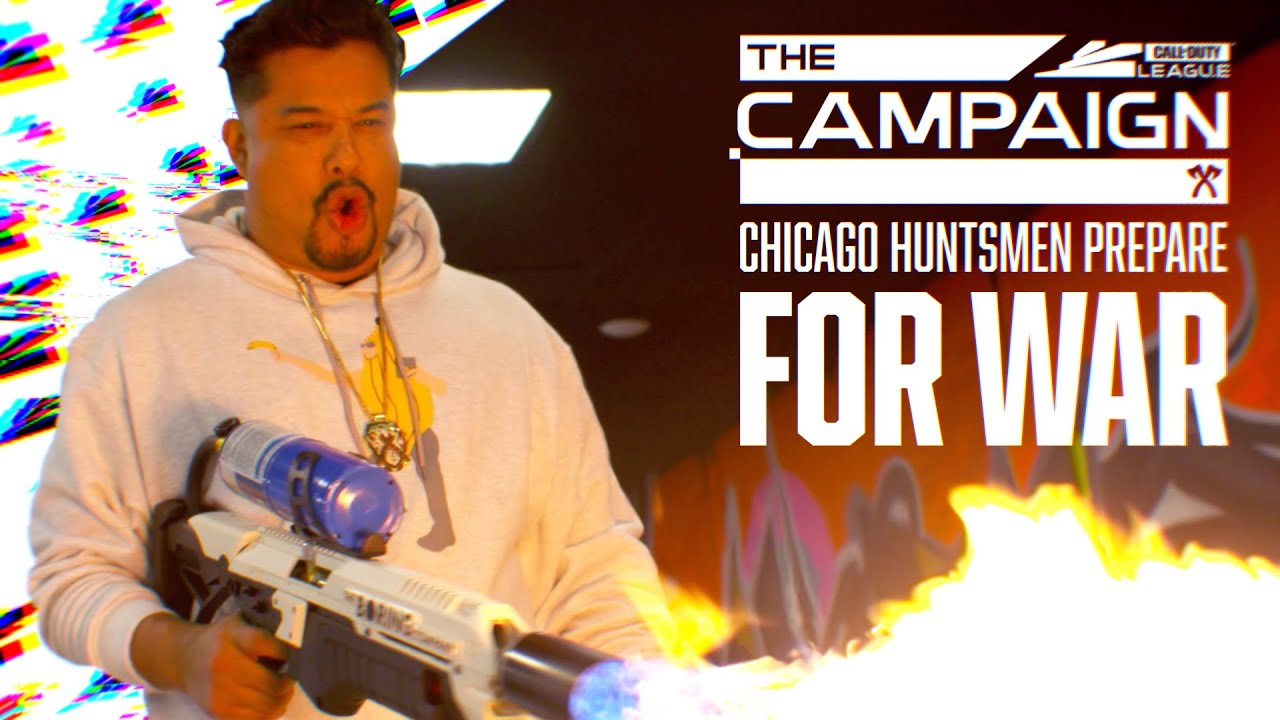 CHICAGO HUNTSMEN PREPARE FOR WAR | THE CAMPAIGN EPISODE 1 thumbnail