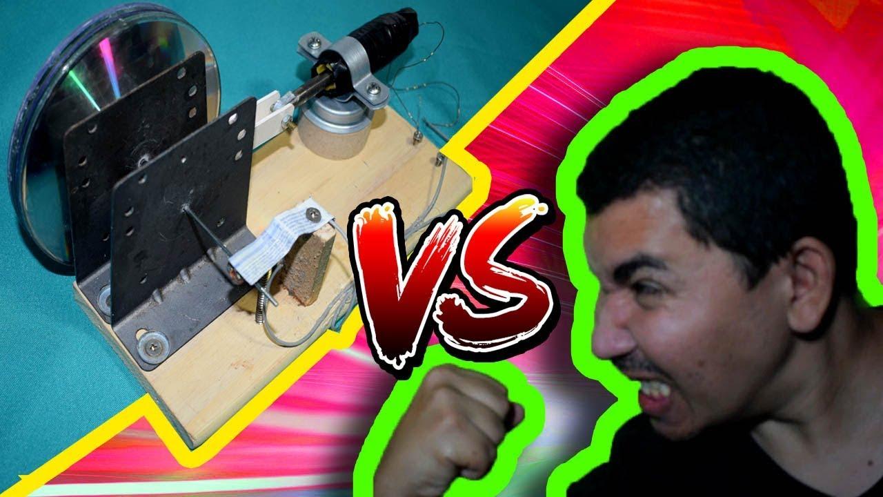 Minha batalha contra um motor de solenoide!