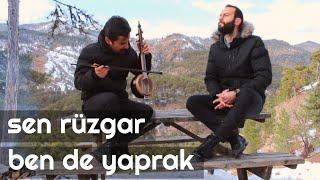 Ünal Sofuoğlu & Uğur Önür - SEN RÜZGAR BEN DE YAPRAK  Resimi