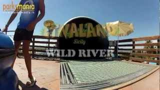 Etnaland: WILD RIVER (POV) Onride