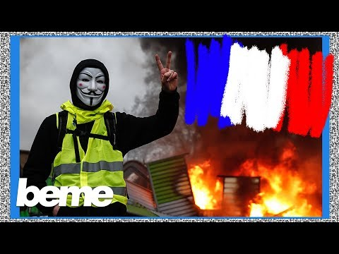 What's behind France's Yellow Vest movement?