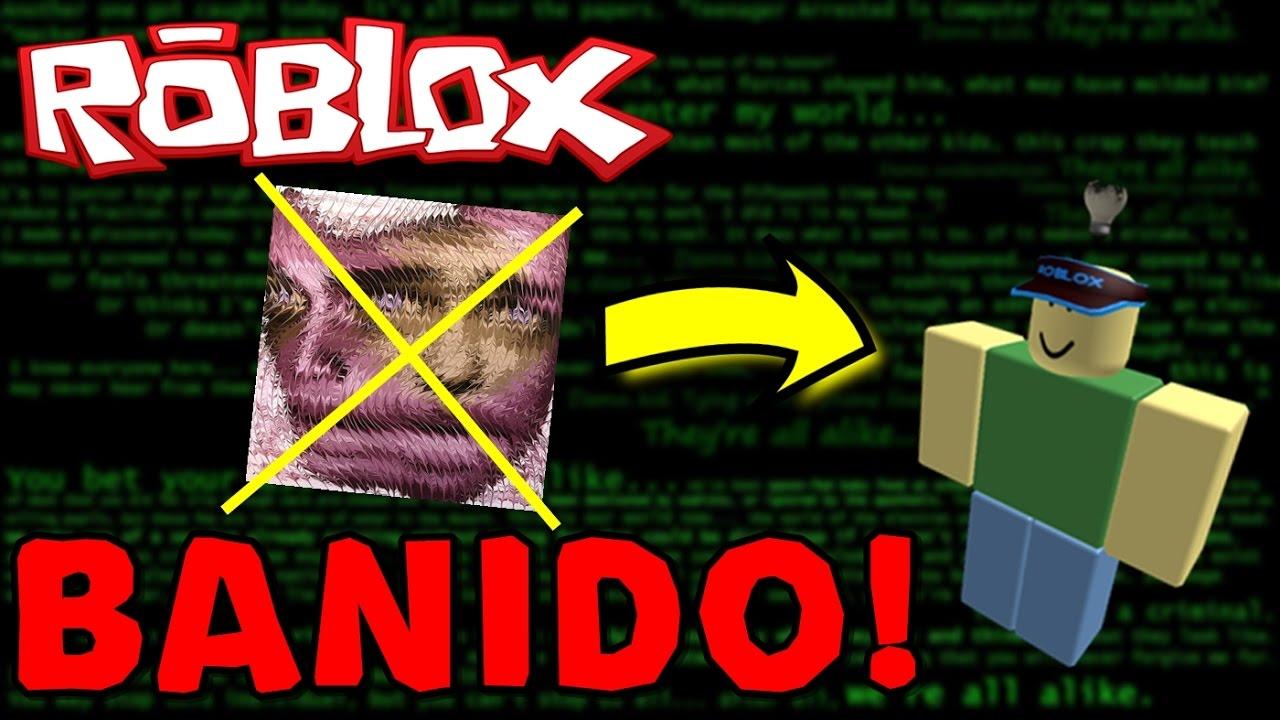 Hacker Banido Faz Nova Ameaca No Roblox Greg Voltara Youtube