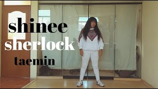 SHINee 샤이니 'Sherlock•셜록 (Clue + Note)'/ Dance cover by A. F.…
