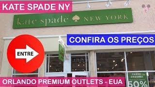 KATE SPADE NEW YORK Orlando Premium Outlets com Preços no Viajar Muda Tudo!