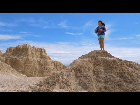 South Dakota Trip. BADLANDS & BAD NEWS - Day 04