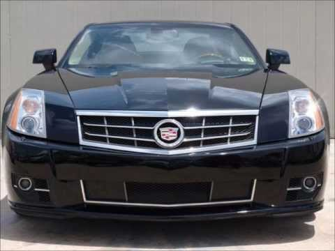 for sale 2009 cadillac xlr platinum convertible e mail me at ryan v mccartney. Black Bedroom Furniture Sets. Home Design Ideas