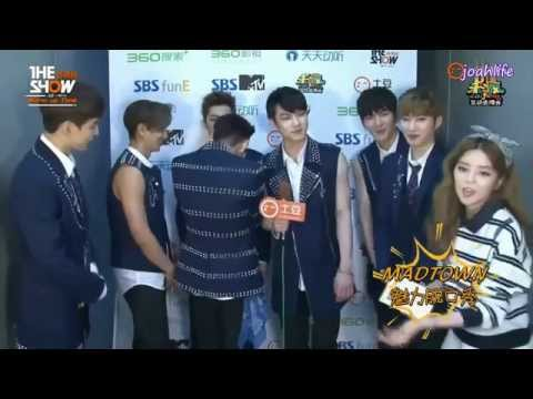 [ENG SUB] 150317 MADTOWN - The SHOW Interview