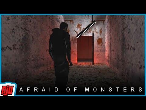 Afraid Of Monsters Part 3 | Indie Horror Game | PC Gameplay Walkthrough