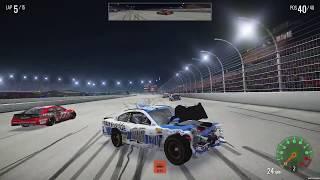 Wrecked? (NASCAR HEAT 2 Gameplay)