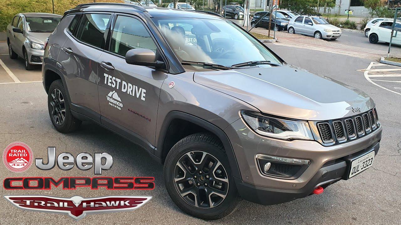 Jeep Compass Trailhawk 2.0 Turbodiesel 4x4 2020