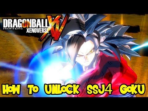 Dragon Ball Xenoverse: How To Unlock Super Saiyan 4 Goku The Fastest & Easiest Way