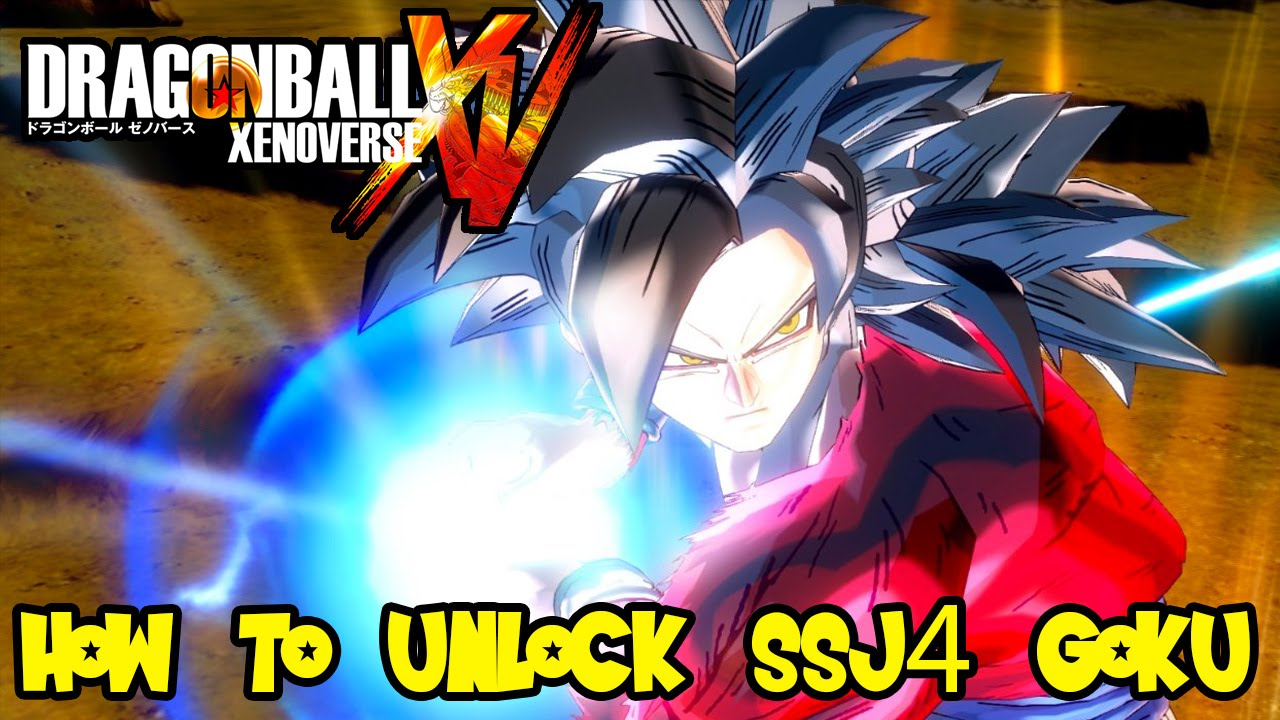 Dragon ball xenoverse how to unlock super saiyan 4 goku - Dragon ball xenoverse ss4 vegeta ...