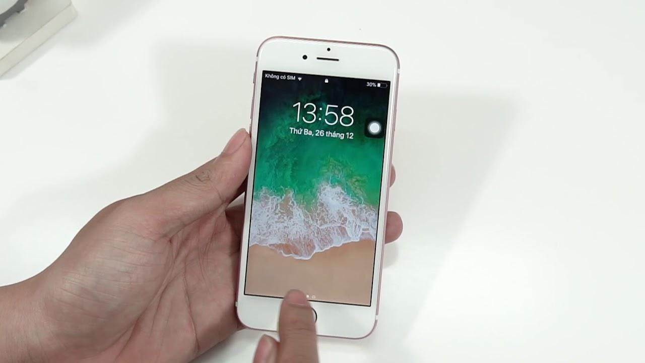 Thay chữ trên màn hình khóa iPhone không cần Jailbreak – Nghenhinvietnam.vn