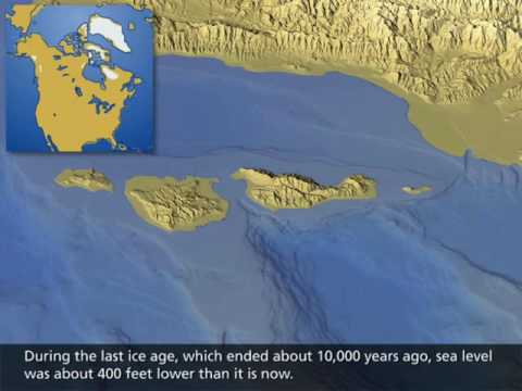 Changing Sea Levels The Ice Age Island Sculpting Story Youtube