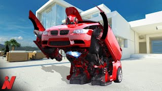 Real Life Transformer Cars That Are At Another Level