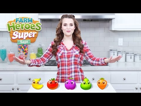 New Game: Farm Heroes Super Saga